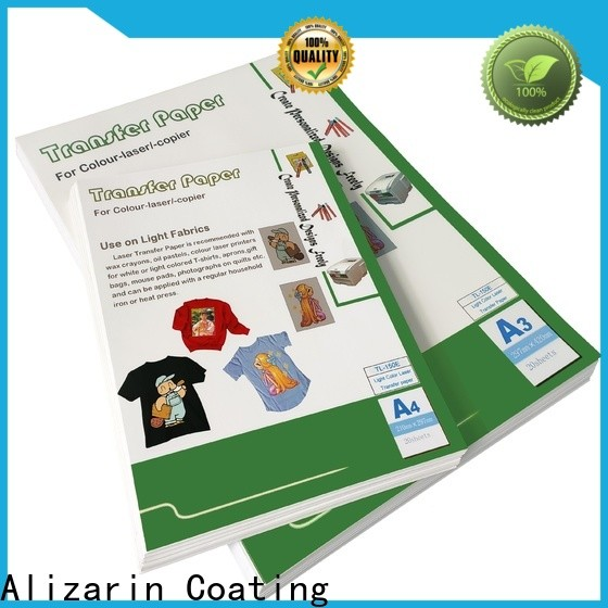 wholesale laser transfer paper suppliers for handbags