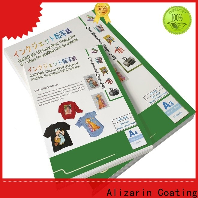 Alizarin fabric transfer paper manufacturers for clothes