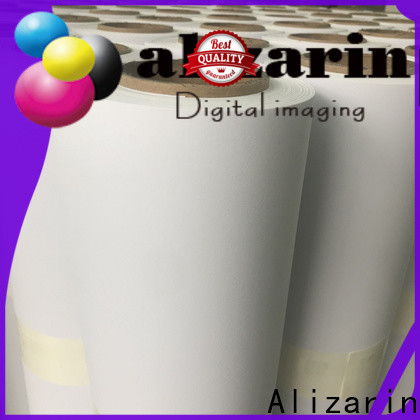 Alizarin eco-solvent printable vinyl suppliers for advertisement