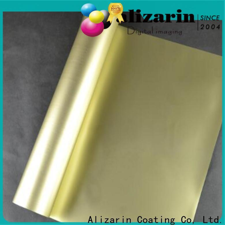 Alizarin wholesale eco solvent transfer paper manufacturers for uniforms
