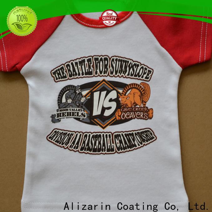 Alizarin printable vinyl suppliers for sportswear