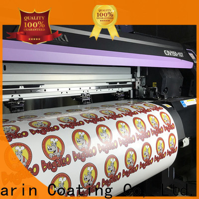 custom eco-solvent printable vinyl for business for clothing