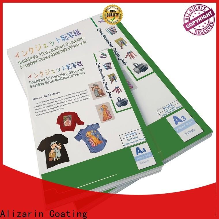 best sublimation paper factory for garments