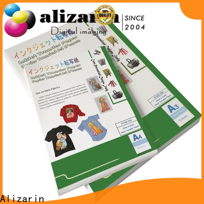 Alizarin new fabric transfer paper for business for clothes