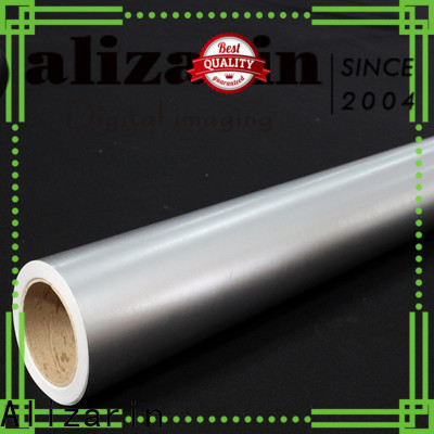 Alizarin eco-solvent printable vinyl suppliers for canvas