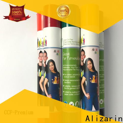 Alizarin new heat transfer vinyl roll suppliers for advertisement