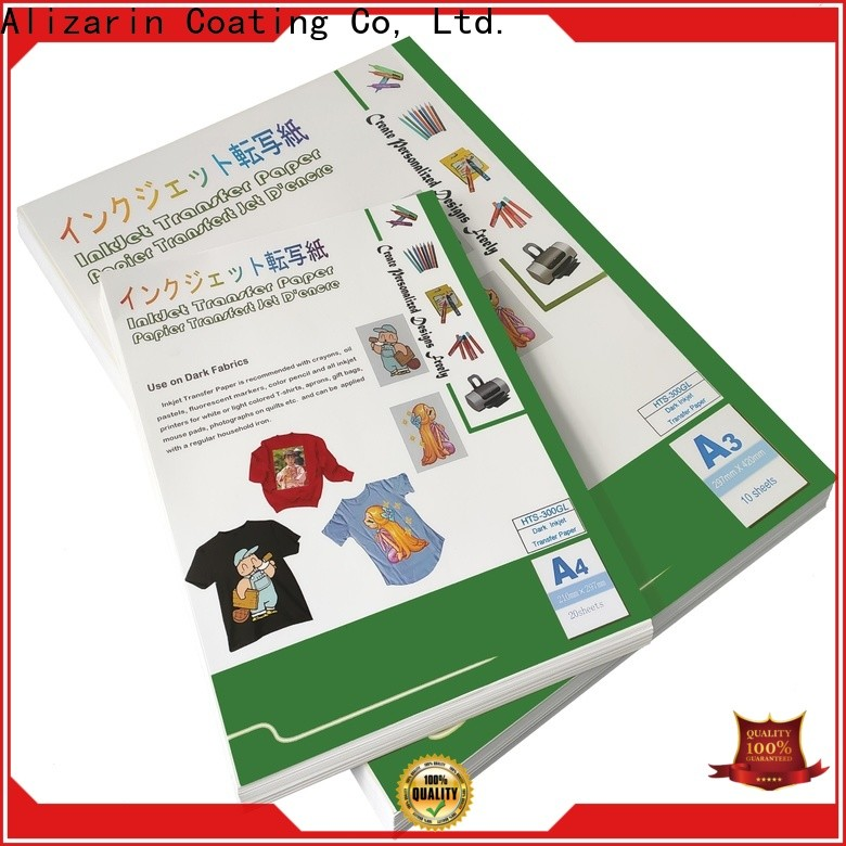wholesale heat transfer paper for business for arts and crafts