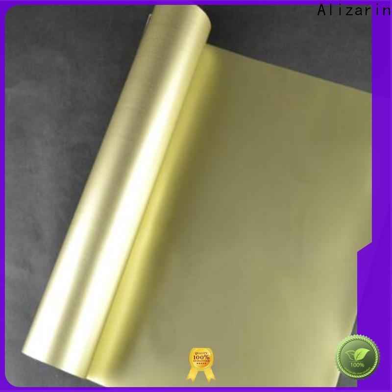 Alizarin eco-solvent printable vinyl supply for advertisement