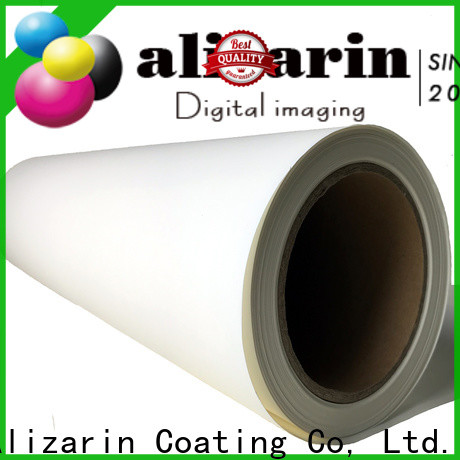custom heat transfer paper roll company for light-colored cotton