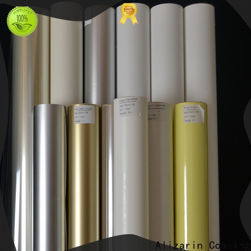 Alizarin eco solvent transfer paper factory for clothing