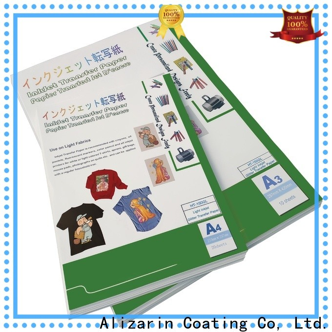 high-quality inkjet heat transfer paper manufacturers for canvas