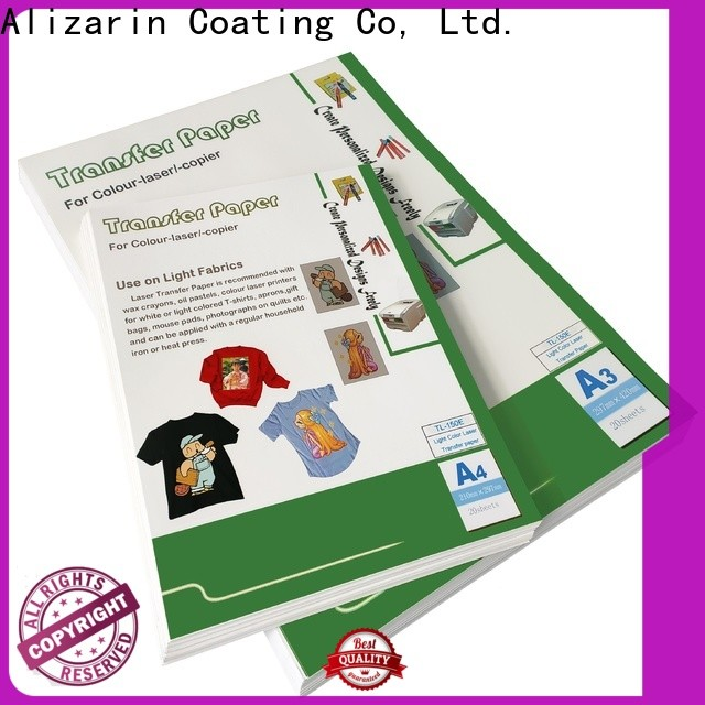 new self weeding transfer paper suppliers for garments