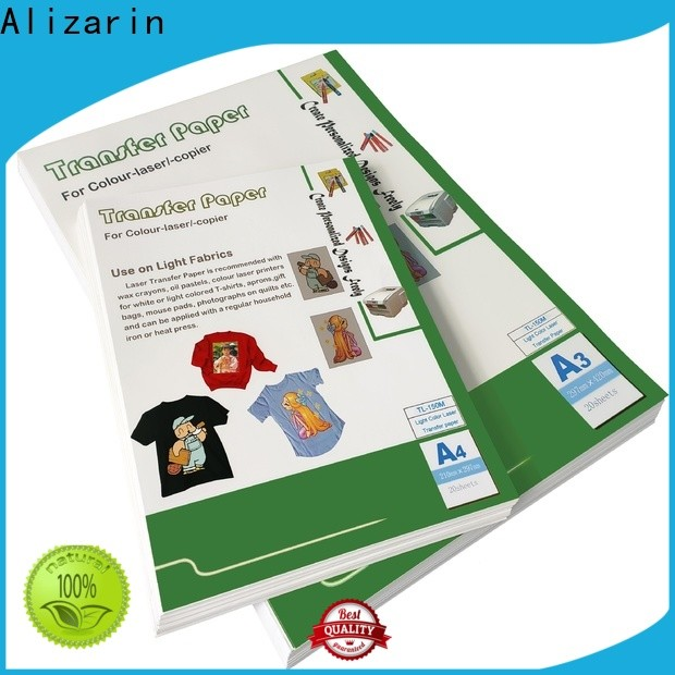 wholesale self weeding transfer paper for business for leather articles
