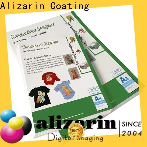 Alizarin laser printer transfer paper factory for magnetic material
