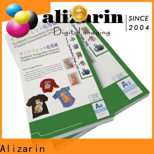 Alizarin fabric transfer paper for business for arts and crafts