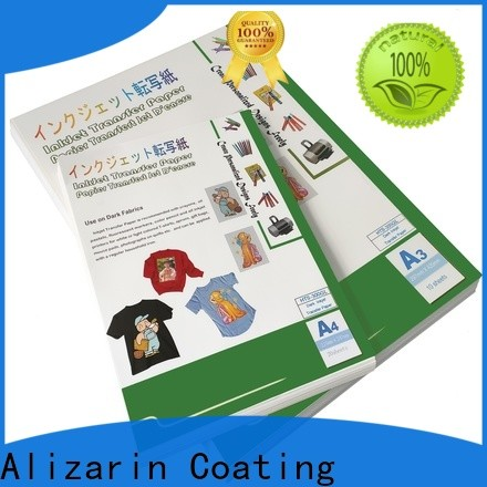 Alizarin fabric transfer paper manufacturers for arts and crafts