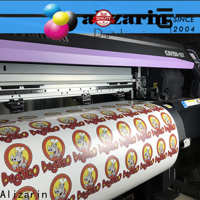 Alizarin high-quality eco-solvent printable vinyl manufacturers for poster