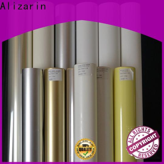 Alizarin printable vinyl suppliers for uniforms