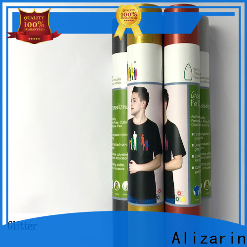 Alizarin wholesale heat transfer pu vinyl suppliers for clothing