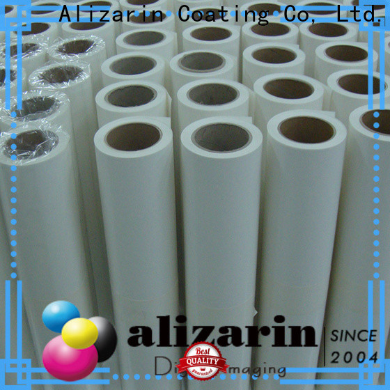 Alizarin latest eco solvent transfer paper manufacturers for poster