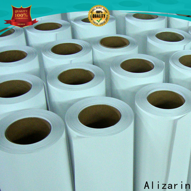 Alizarin custom printable vinyl suppliers for canvas