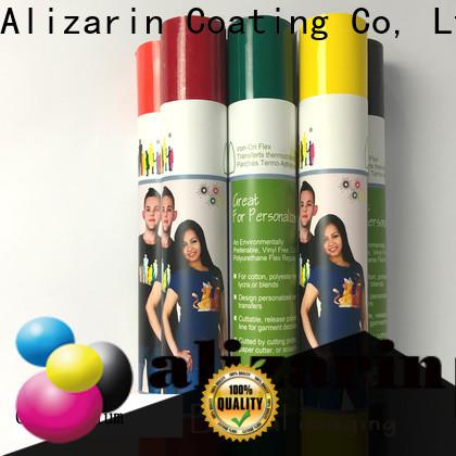 Alizarin latest heat transfer vinyl suppliers for bags