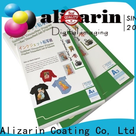 best inkjet heat transfer paper suppliers for arts and crafts