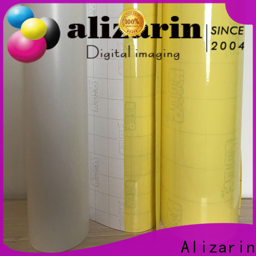 Alizarin printable vinyl for business for uniforms