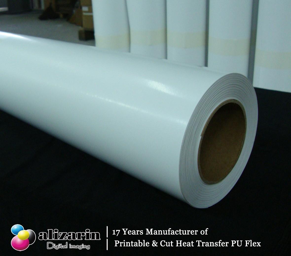 Eco-solvent Dark Printable PU Flex