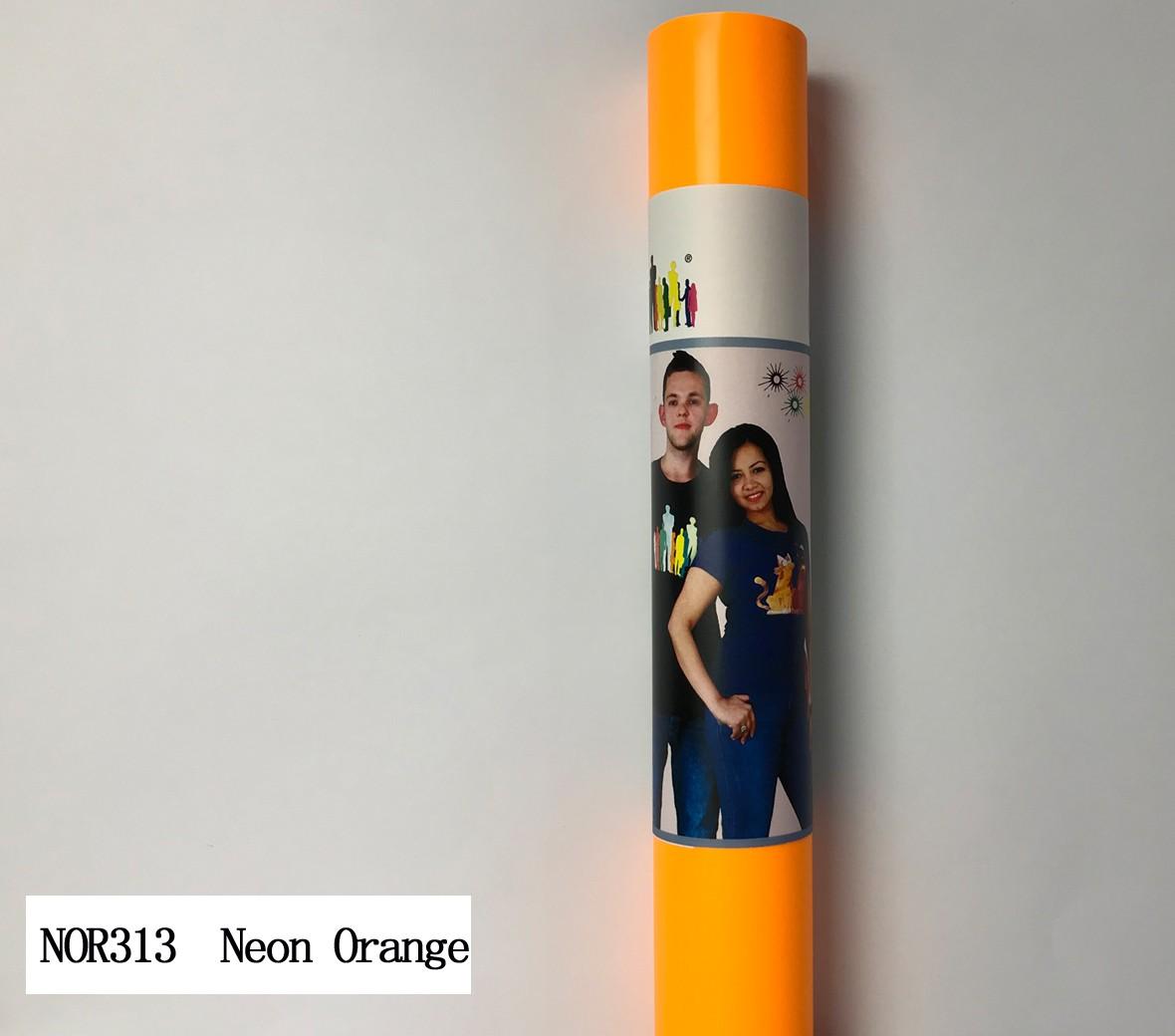 NOR313 neon orange