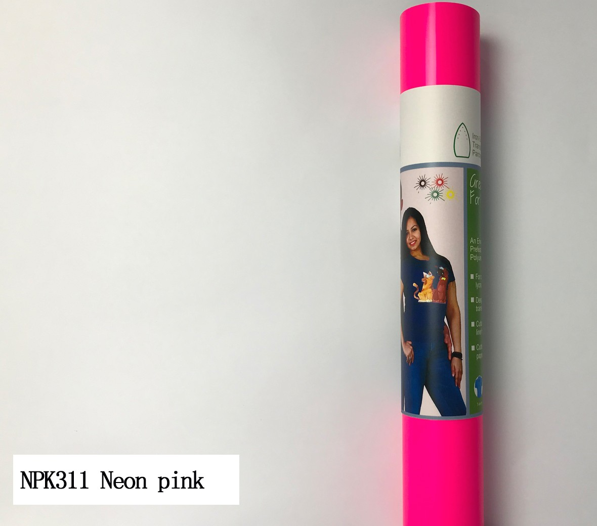 NPK311 neon pink
