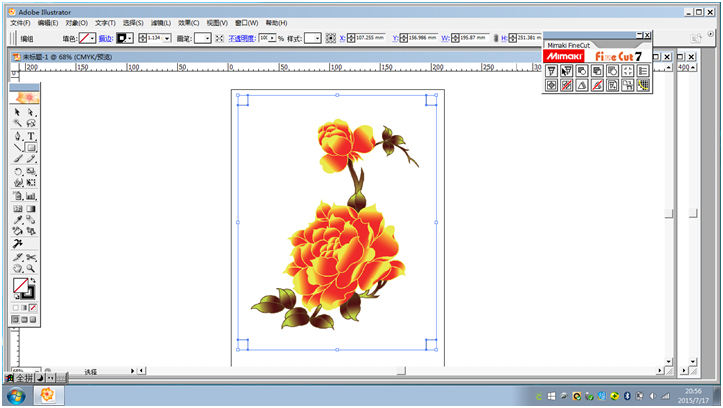 Open JPG picture From  Adobe Illustrator