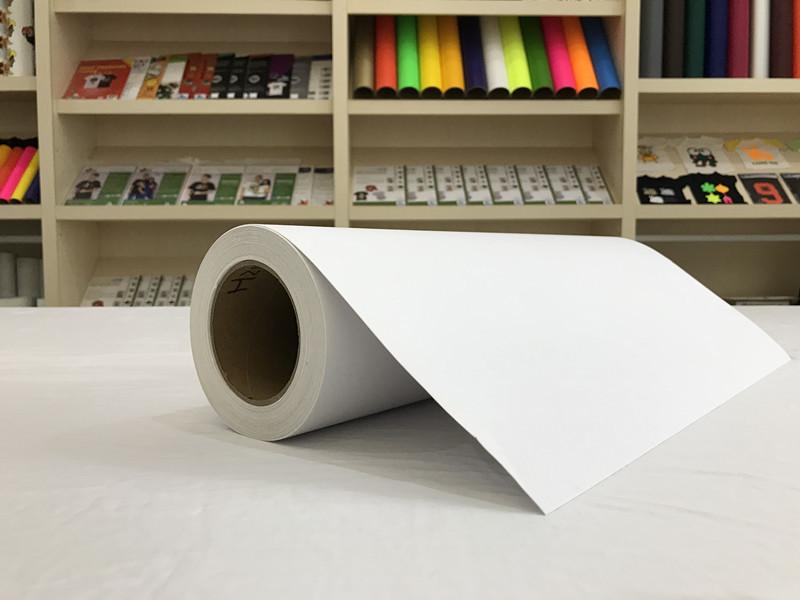 HTF-300S Dark Eco-solvent Transfer Vinyl Printable Flock