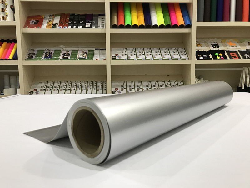 HTS-300S Eco-Solvent Metallic Printable PU Flex