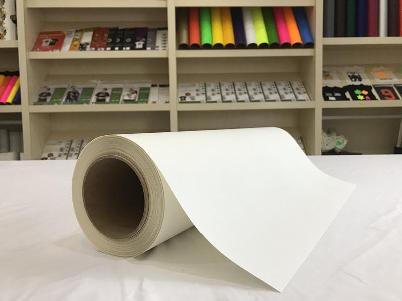HTW-300SR(V3M1) Eco-solvent Dark Printable PU Flex Heat Transfer Vinyl