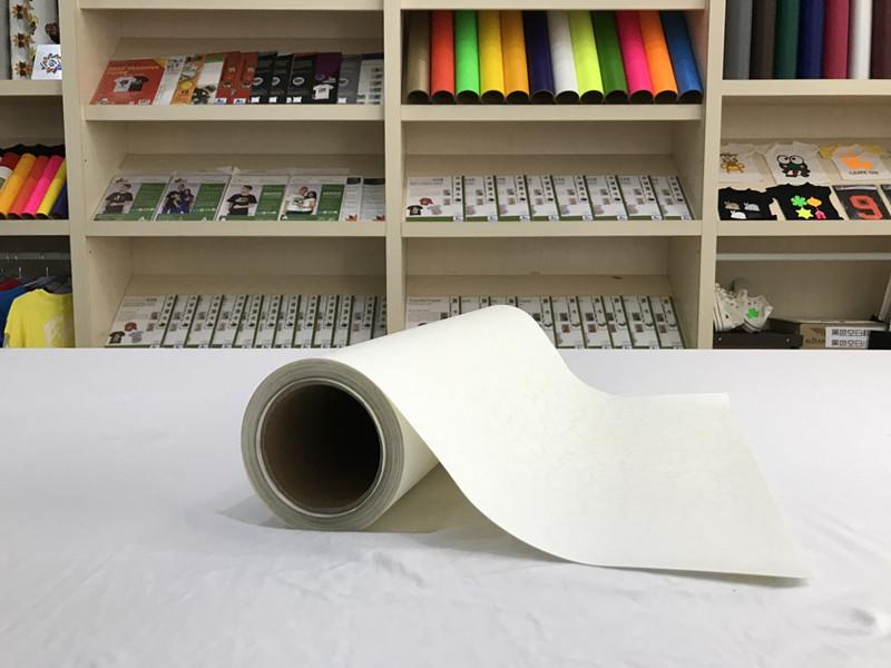3D Foam Cuttable PU Flex Transfer Vinyl