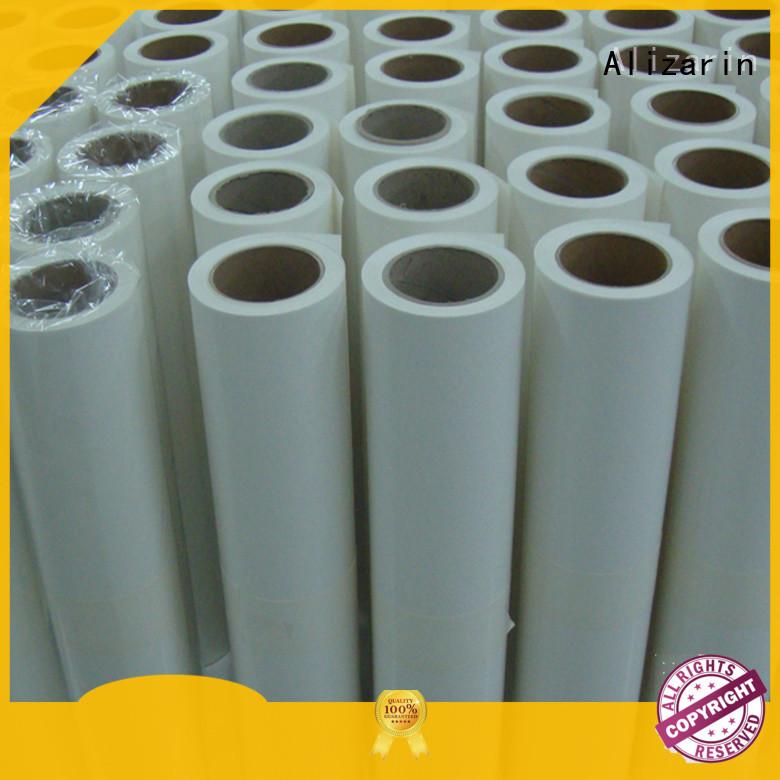 Alizarin eco solvent transfer paper company for uniforms