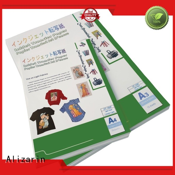best inkjet transfer paper company for canvas
