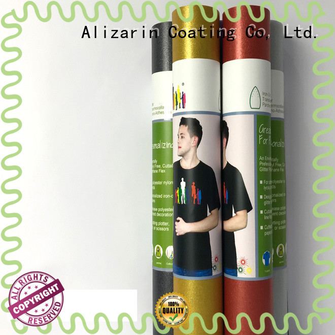 Alizarin high-quality vinyl heat transfer paper company for clothing