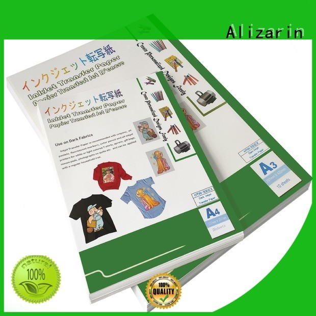 wholesale t shirt iron on paper for business for t-shirts